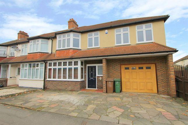 Thumbnail End terrace house for sale in Bushey Road, Sutton