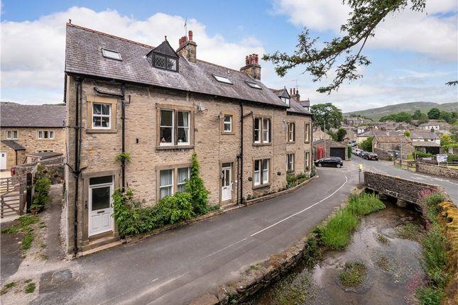 Thumbnail End terrace house for sale in Burnside, Giggleswick, Settle