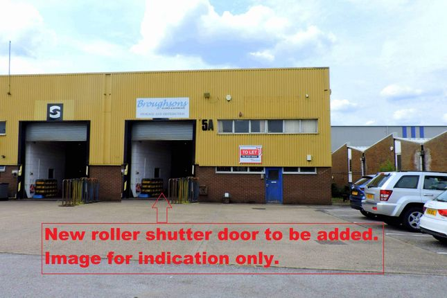 Thumbnail Warehouse to let in Howard Road, Park Farm Industrial Estate, Redditch