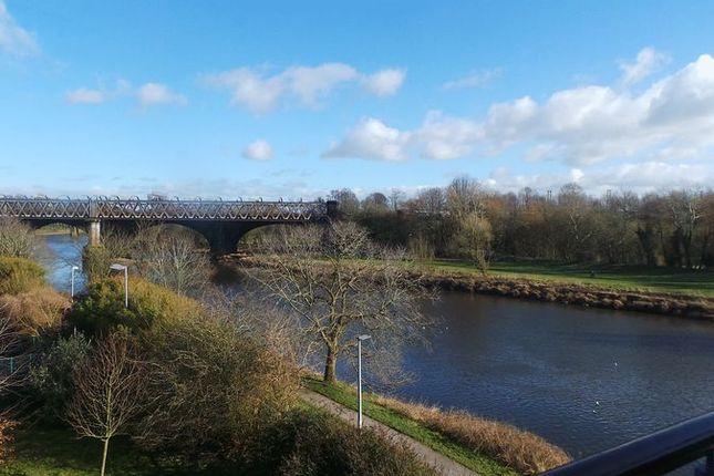 Thumbnail Flat to rent in Miller Gardens, Riverside, Preston