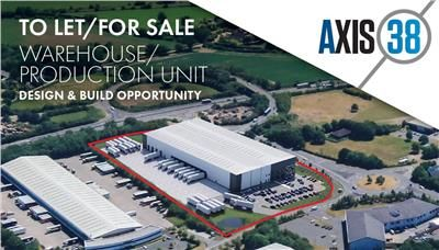 Thumbnail Land to let in Axis 38, Fradley Park, Lichfield, Staffordshire