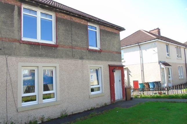 Thumbnail Flat for sale in Rosebank Street, Clarkston, Airdrie, North Lanarkshire