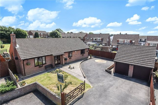 Thumbnail Detached bungalow for sale in Court Gardens, Yeovil, Somerset