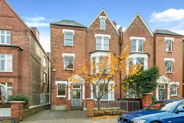 Thumbnail Semi-detached house for sale in Nassington Road, Hampstead