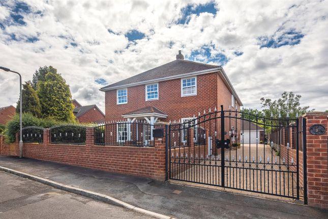 Thumbnail Detached house for sale in Applehaigh Grove, Barnsley