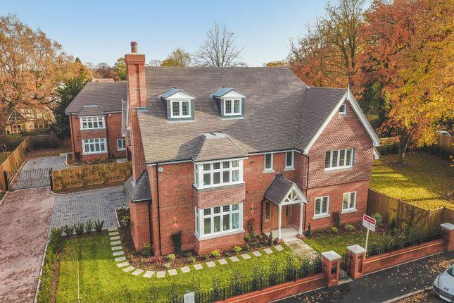 Thumbnail Detached house for sale in Rosebank, 33 Burwood Park Road, Walton On Thames