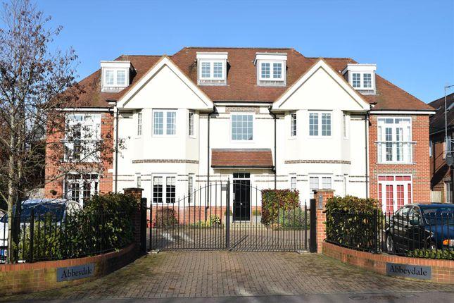 Thumbnail Flat for sale in Monks Lane, Newbury