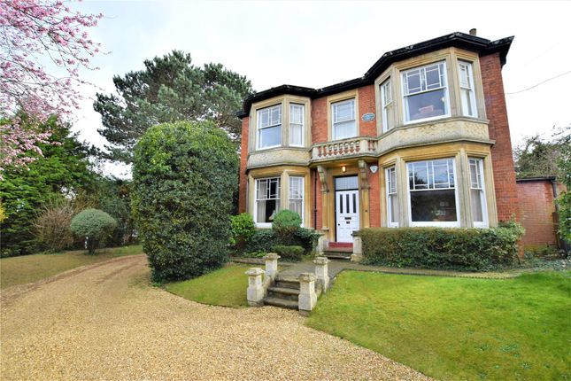 Thumbnail Country house for sale in Station Road, Cogenhoe, Northampton