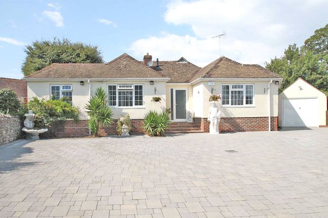 Thumbnail Bungalow for sale in Manor Close, East Preston, West Sussex