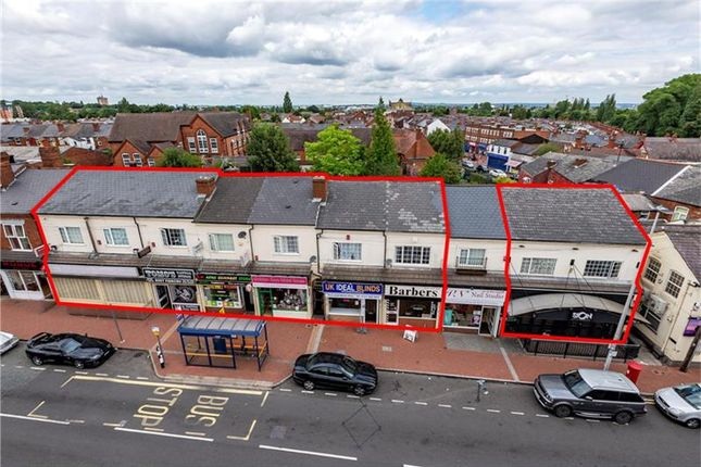 Thumbnail Retail premises for sale in 105-111 & 113-114, Three Shires Oak Road, Smethwick, Birmingham, West Midlands, UK