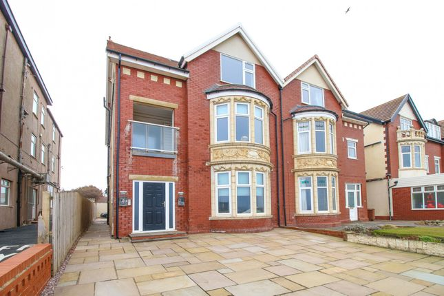 Thumbnail Flat for sale in Queens Promenade, Blackpool