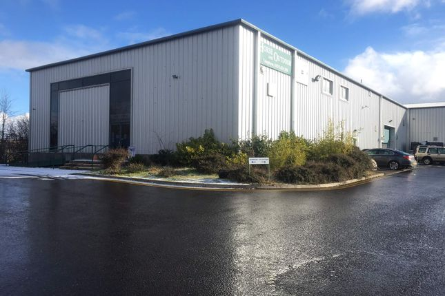 Thumbnail Light industrial for sale in Expo House Macmerry Industrial Estate, Tranent