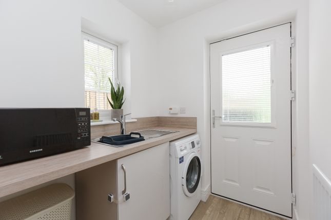 Utility Room of King's View Crescent, Ratho EH28