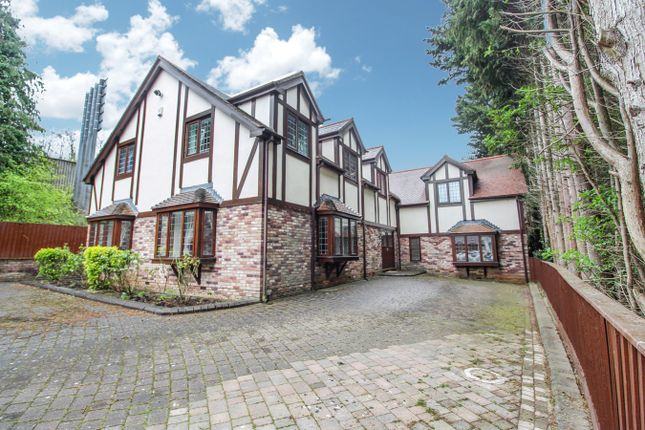 Thumbnail Detached house for sale in Old Langstone Court Road, Langstone, Newport