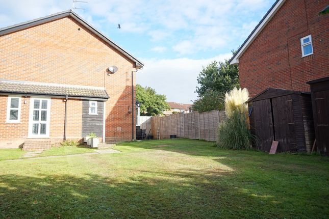 Thumbnail Terraced house for sale in Ironstone Way, Uckfield