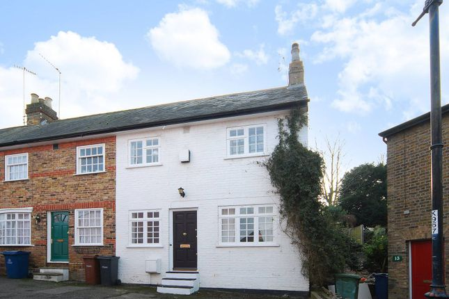 Thumbnail End terrace house to rent in Wellington Terrace, Harrow On The Hill