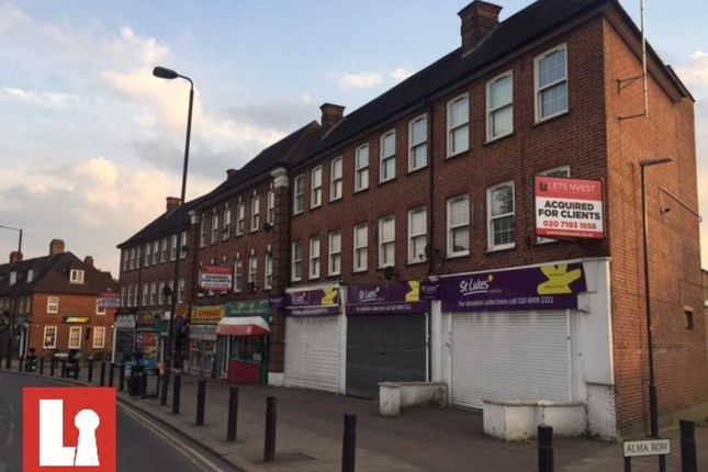 Thumbnail Flat to rent in High Road, Harrow Weald, Harrow