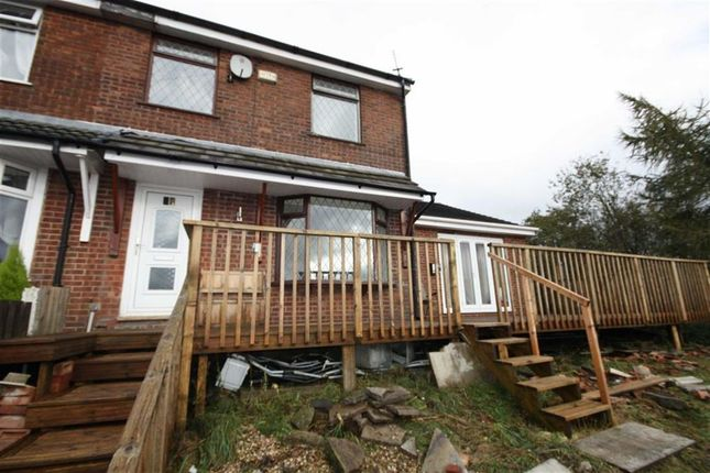 Thumbnail Mews house to rent in Buckingham Road, Stalybridge, Greater Manchester