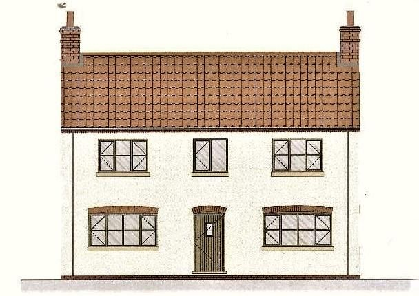 Thumbnail Detached house for sale in Plot 2, Pear Tree House, Brotts Road, Normanton-On-Trent, Newark