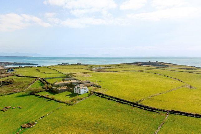 Thumbnail Land for sale in Rhoscolyn, Caergybi, Rhoscolyn, Holyhead