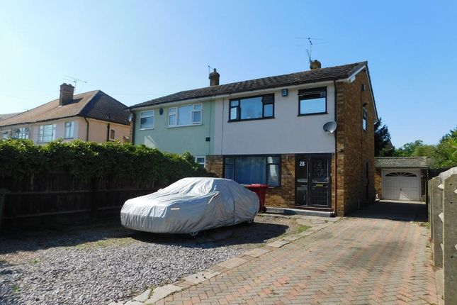 Thumbnail Semi-detached house to rent in Cottesbroke Close, Slough