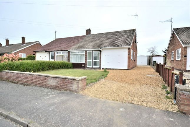 Thumbnail Semi-detached bungalow to rent in Clifton Road, King's Lynn