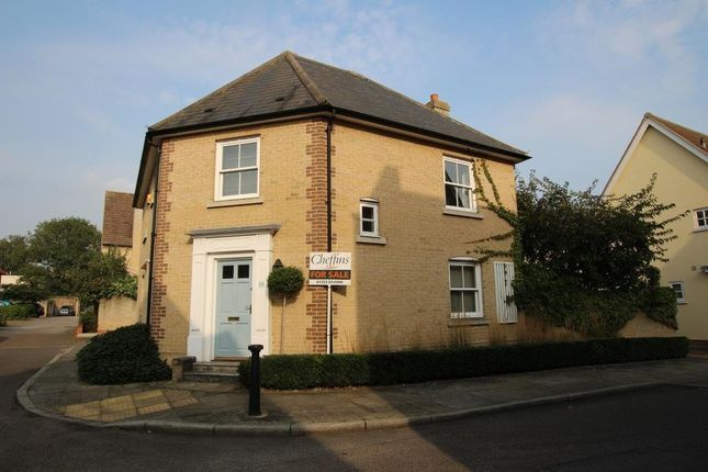 Thumbnail Detached house for sale in Cardinals Way, Ely