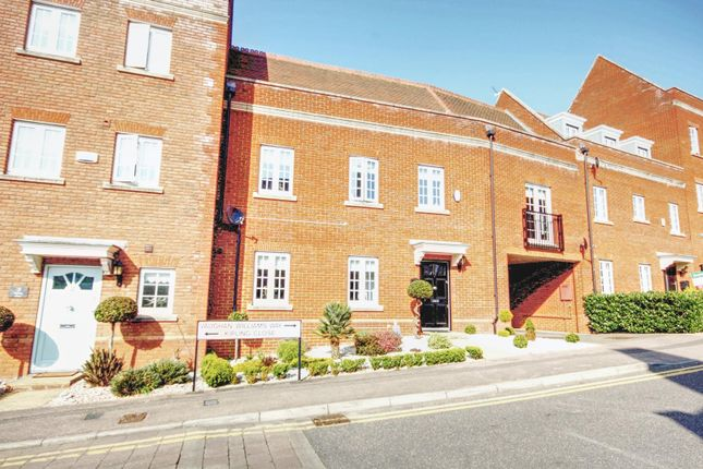 Thumbnail Property for sale in Vaughan Williams Way, Warley, Brentwood