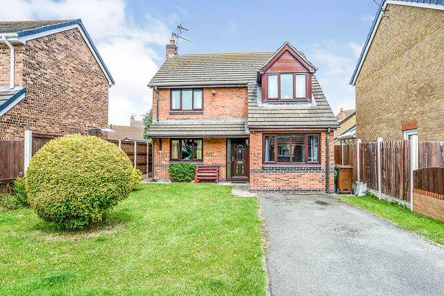 Thumbnail Detached house for sale in Bodelwyddan Avenue, Kinmel Bay, Conwy