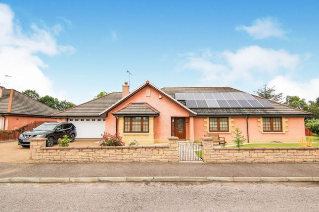 Thumbnail Detached bungalow for sale in Mansefield Park, Inverness