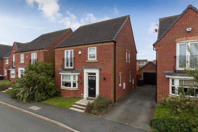 Thumbnail Detached house for sale in Meadowsweet Road, Kirkby, Liverpool