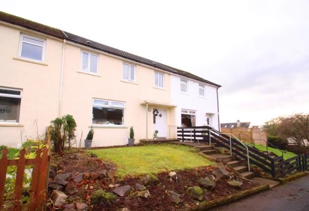 Thumbnail Terraced house for sale in Quarry Drive, Kilmacolm, Inverclyde