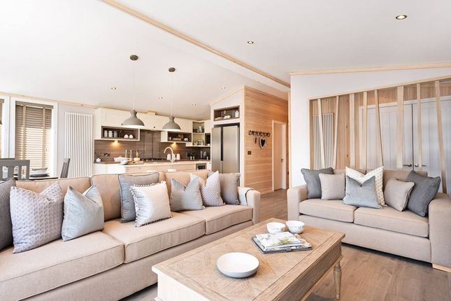 Thumbnail Mobile/park home for sale in Riverview Residential Homes, Forres, Moray