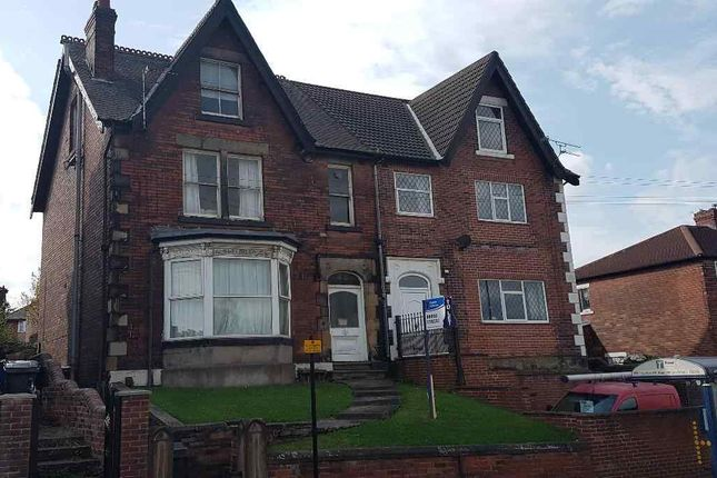 Thumbnail Flat to rent in Handsworth Road, Sheffield