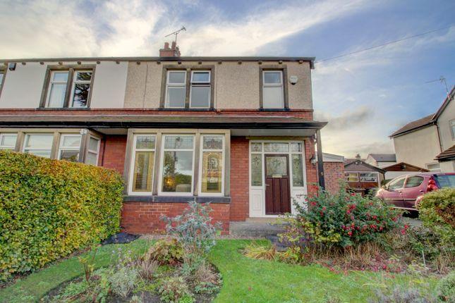 Thumbnail Semi-detached house for sale in Salisbury Avenue, Baildon, Shipley