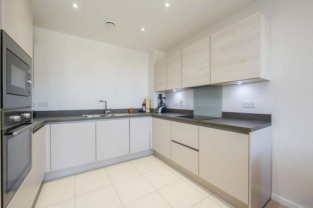 Kitchen of Sarum Terrace, Bow Common Lane, London E3