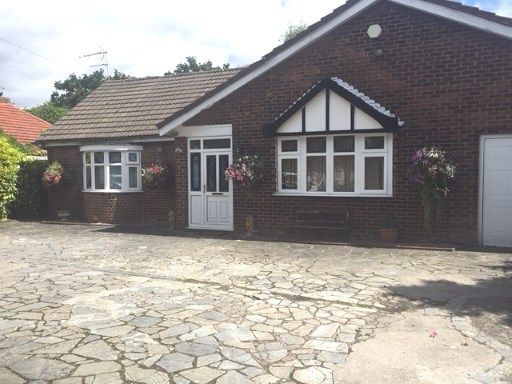 Thumbnail Bungalow for sale in Firs Grove, Gatley, Cheadle, Cheshire