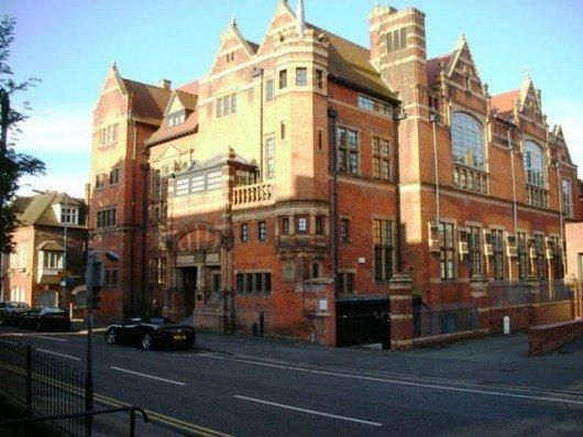 Thumbnail Flat to rent in Sansome Walk, Worcester