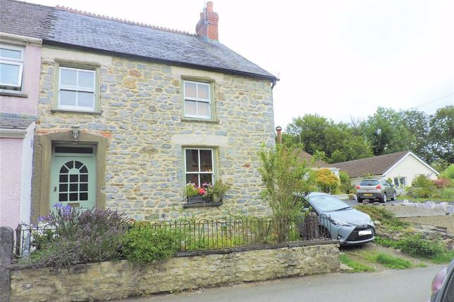 Thumbnail Cottage for sale in Lampeter Velfrey, Narberth, Pembrokeshire