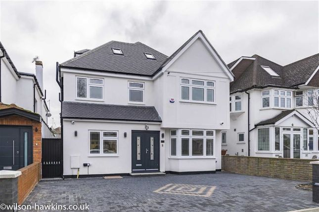 Thumbnail Detached house for sale in Pebworth Road, Harrow-On-The-Hill, Harrow