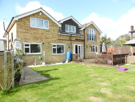 Thumbnail Detached house for sale in Queens Road, Littlestone, New Romney, Kent