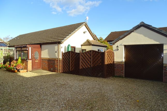 Thumbnail Detached bungalow for sale in Heol Y Ddol, Caerphilly