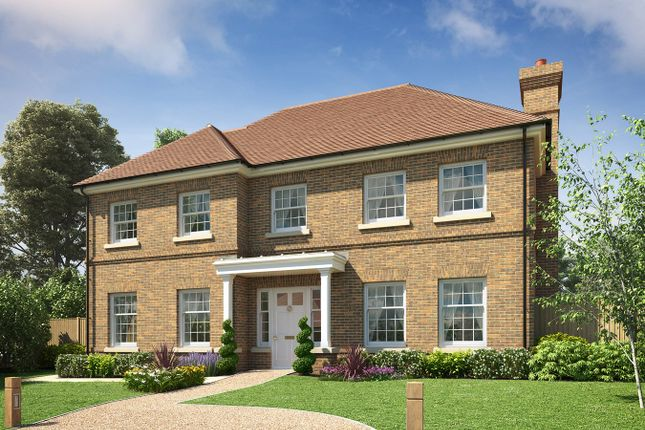 Thumbnail Detached house for sale in Starrock Lane, Chipstead