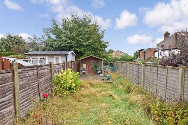 Rear Garden of Stanhope Road, Dover, Kent CT16