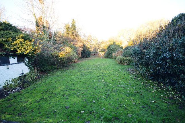 Reat Garden of Kingston Road, Ewell, Surrey. KT19