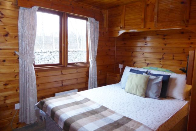 Double Bedroom of Invernahavon Chalet Park, Newtonmore PH20