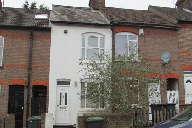 Thumbnail Terraced house to rent in Salisbury Road, Luton