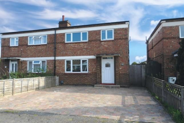 Thumbnail Semi-detached house for sale in Broadmead, Biggleswade, Bedfordshire