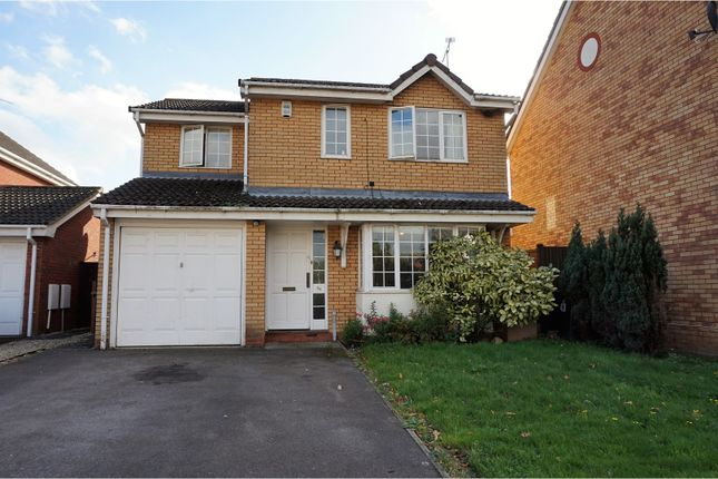 Thumbnail Detached house for sale in Fenton Grange, Harlow
