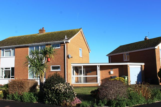 Thumbnail Property to rent in West Cliff Park Drive, Dawlish